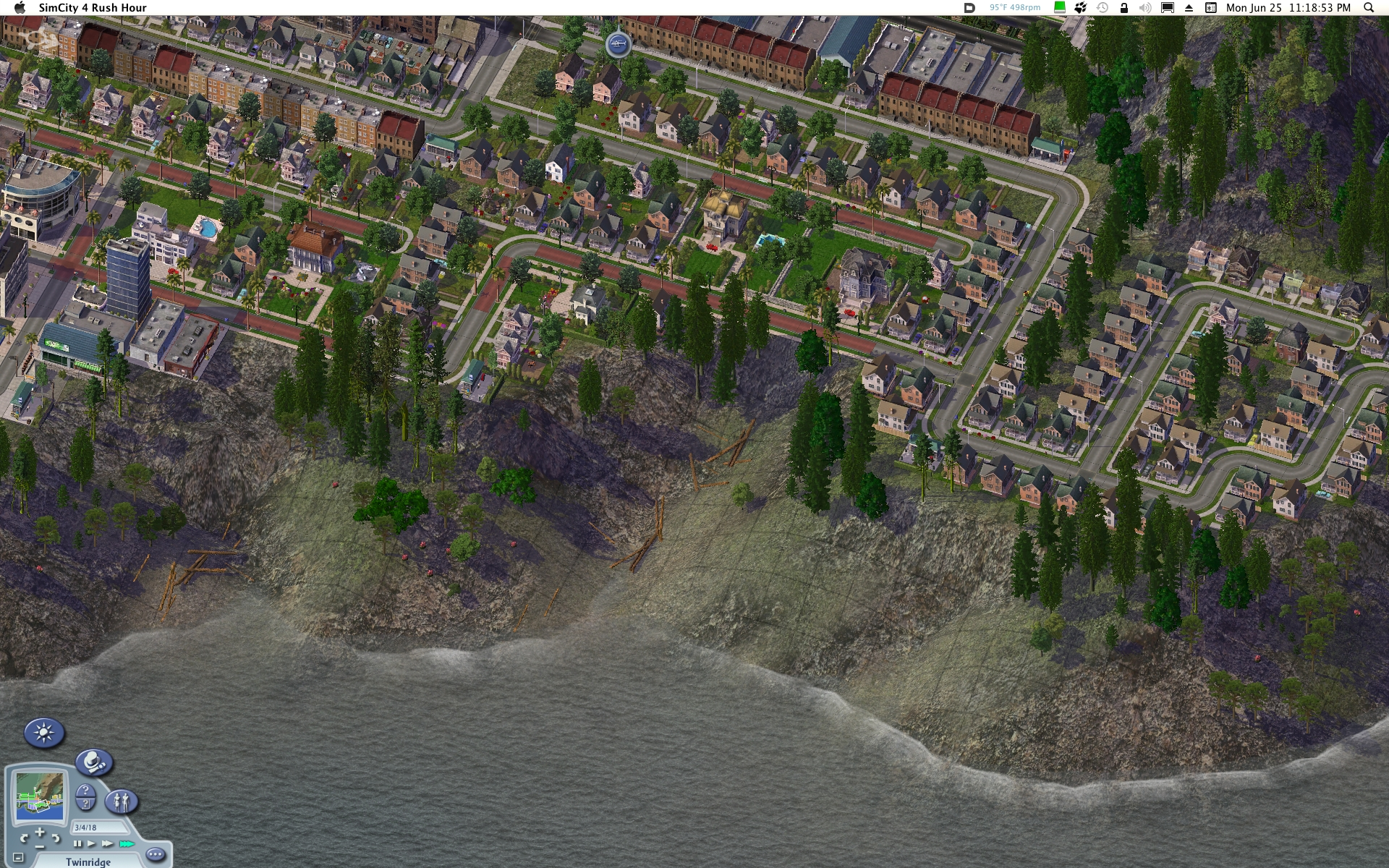 simcity 4 mac vs pc