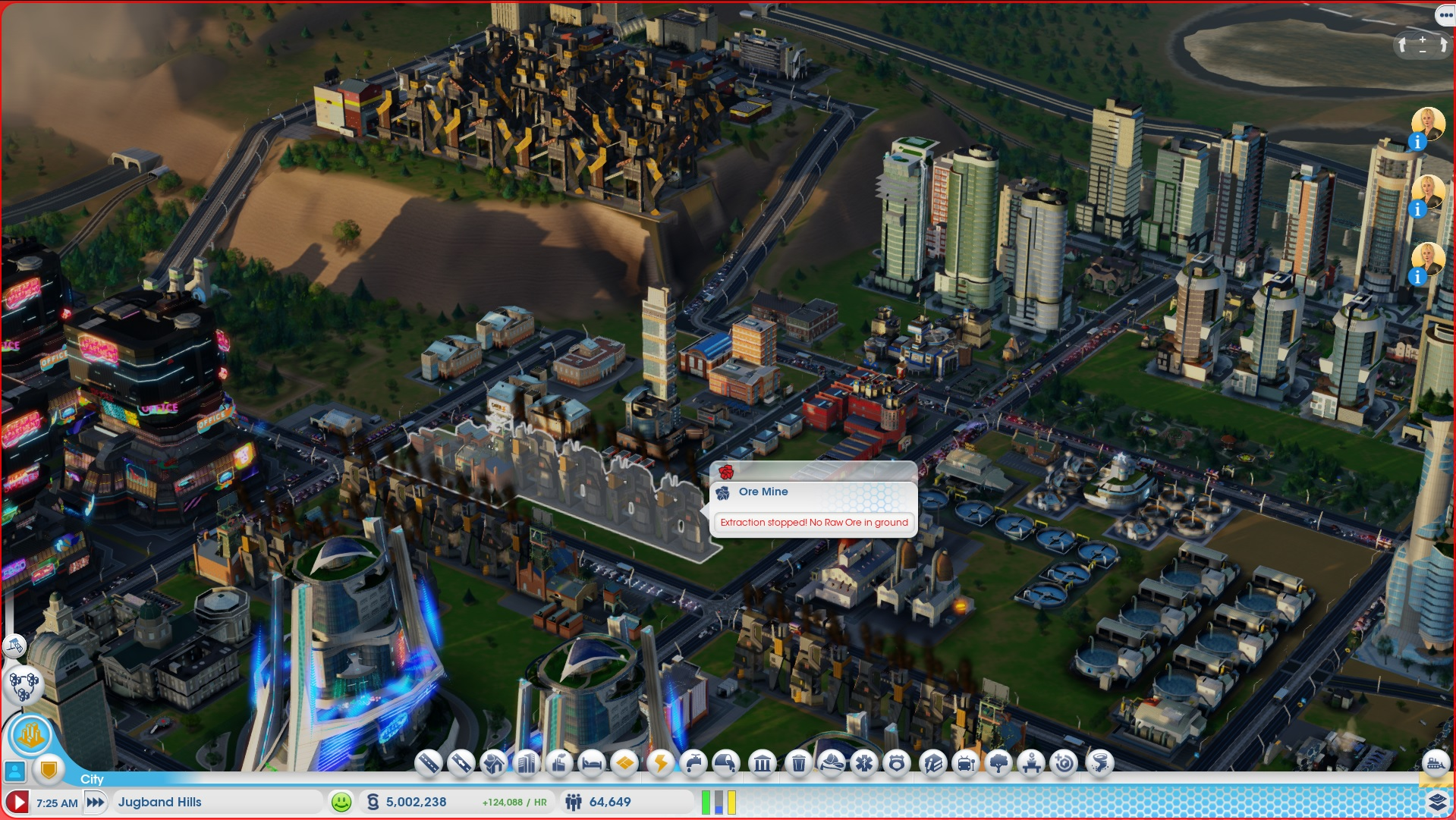 STEX Collection Vol. 1, 2, 3 For SimCity 4 Pc Game