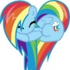 The real Rainbow Dash