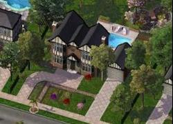 Screenshot for ITS UK Suburban High Wealth Residential Pack 2