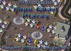 Screenshot for PEG CDK SV Food Court Plazas