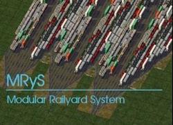 Screenshot for BLaM Modular Railyard System