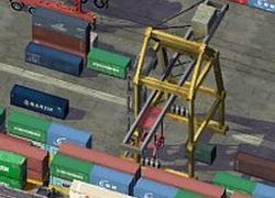 Screenshot for Modular Container Port