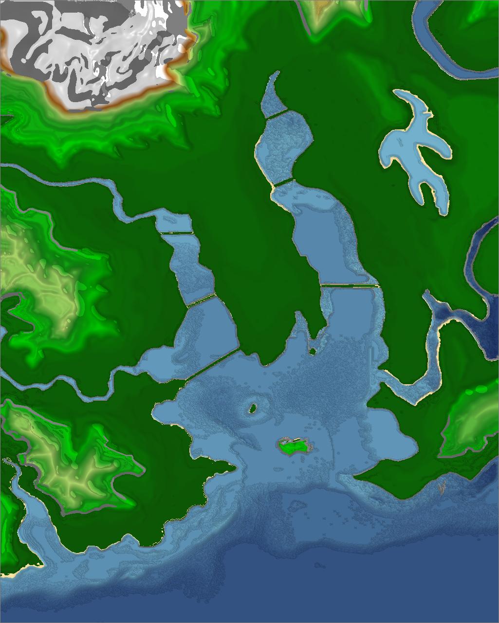 Republic City Maps Simtropolis