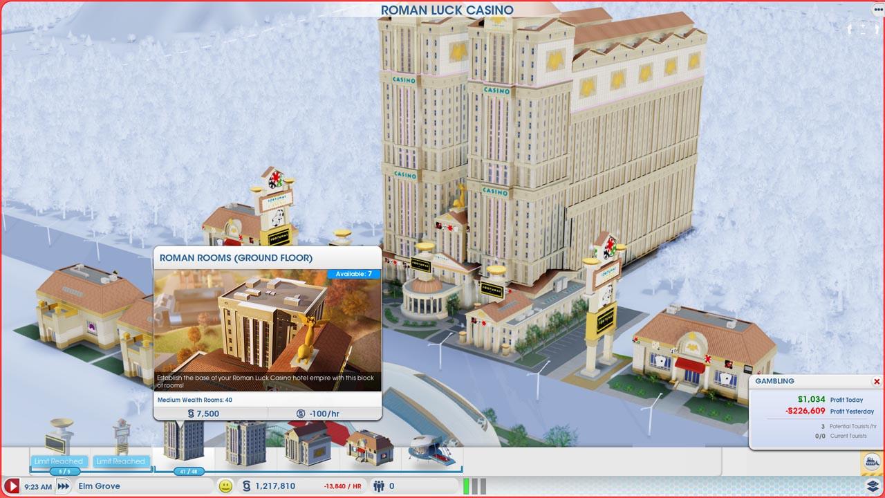 Simcity casino bug direction to mohegan sun casino