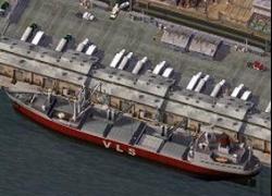 Screenshot for PEG CDK3 SP Break Bulk Dock