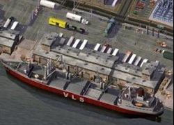 Screenshot for PEG CDK3 SP Break Bulk Seaport