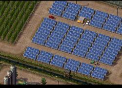 Screenshot for Maxlion's Modular Solar Farm