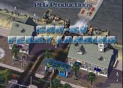 Screenshot for PEG CDK SV Ferry Landing