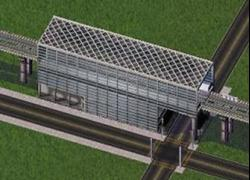 Screenshot for Caribou Elevated Rail Station Revisited
