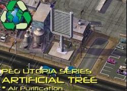 Screenshot for PEG Artificial Tree