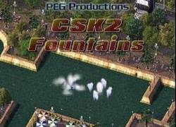 Screenshot for PEG CSK2 Fountains