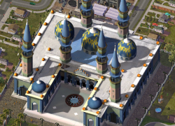 Masjid Agung Tuban Simcity 4 Buildings Simtropolis