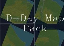 Screenshot for WWII D-Day Landings Map Pack