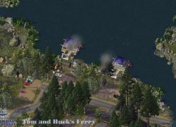 Screenshot for Tom and Huck's Ferry Landing
