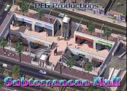 Screenshot for PEG Subterranean Mall v205