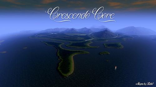 Screenshot for Crescendo Cove