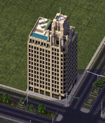 Screenshot for Title Guarantee and Trust Company Building