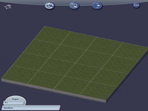 Screenshot for Sandbox Test Region