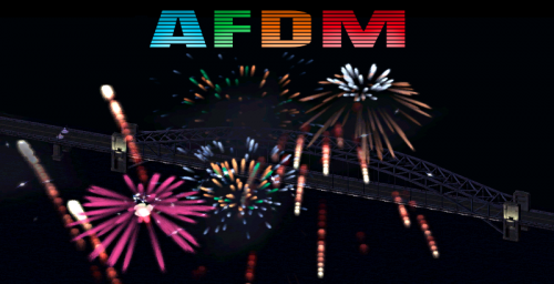Screenshot for Automated Fireworks Display Mod
