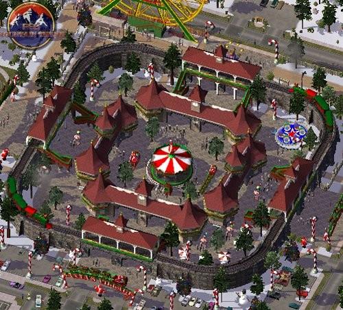 Screenshot for PEG Santa's Village