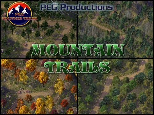 Screenshot for PEG MTP Mountain Trails