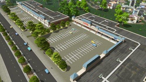 Screenshot for Maxis_Center_Mall.crp