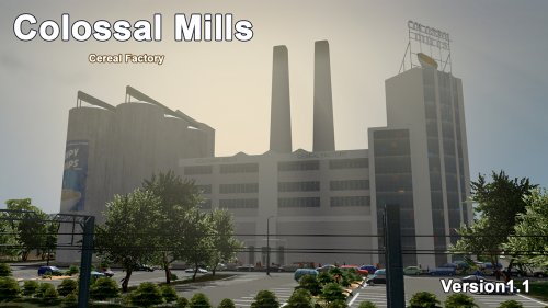 Screenshot for Colossal Mills Cereal Factory