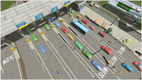Screenshot for TLC Toll Booth Collection