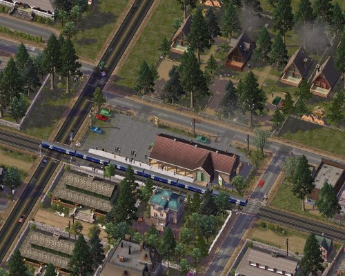 Screenshot for SPAM Rural Passenger Station