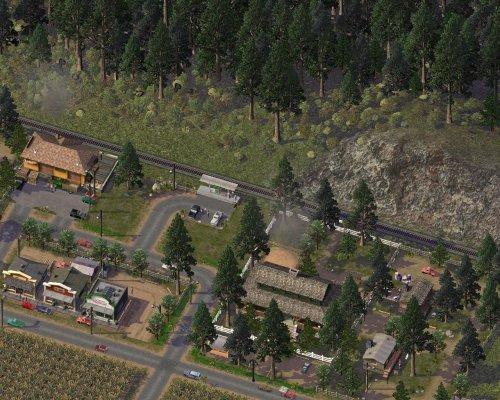 Screenshot for SPAM Rural Rail Halt