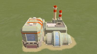 Screenshot for Improved coal plant / Usine de charbon améliorée