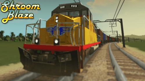 Screenshot for Union Pacific Cargo Train