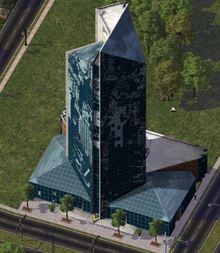 Screenshot for Torre Multiva (Torre Chapultepec)