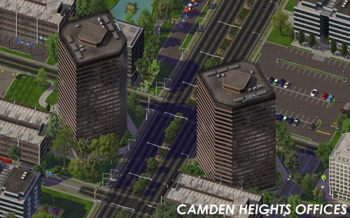 Screenshot for ITS Office Parks - CAMden Heights Offices