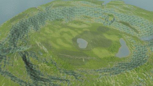 Screenshot for Crater