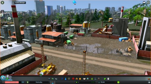 Screenshot for 6x4 Industrial Container Yard