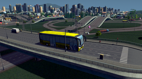 Screenshot for Large Bus