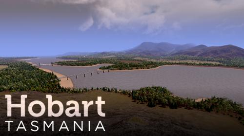 Screenshot for Hobart Tasmania - Boreal