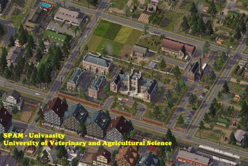 Screenshot for SPAM - Univaasity