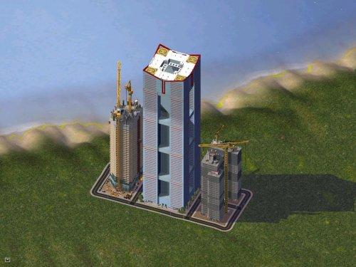 Screenshot for City Hall and City Duma Complex Tower