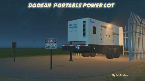 Screenshot for Doosan Portable Power Lot