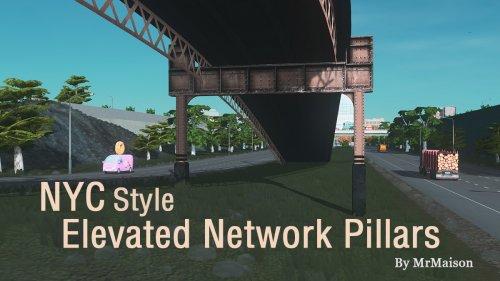 Screenshot for NYC Elevated Pillar