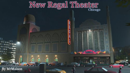 Screenshot for New Regal Theater