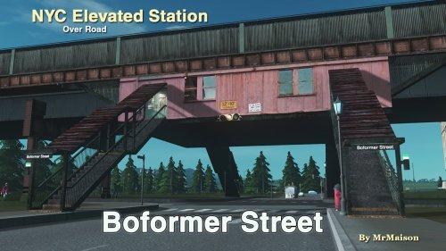 Screenshot for NYC Elevated Station_Boformer Street