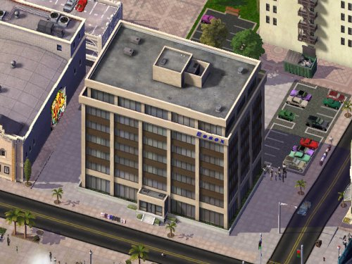 Screenshot for Midrise Office Pack Volume 6