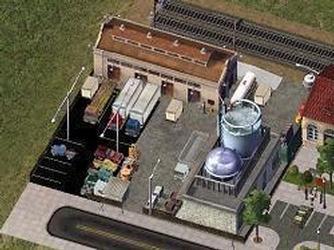 Screenshot for Biwdc freight Rail station