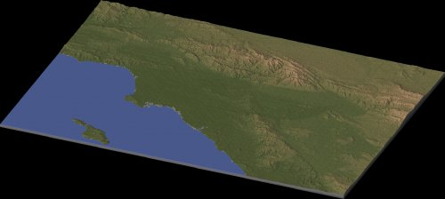 Screenshot for Los Angeles, CA.