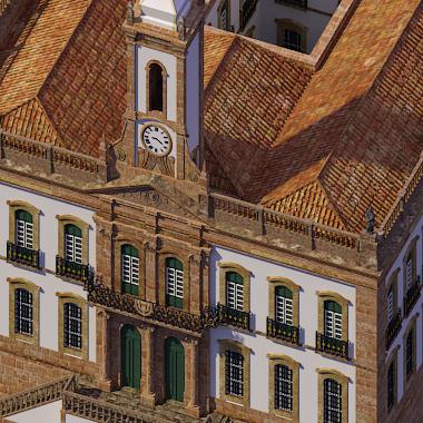 Screenshot for Museu da Inconfidencia