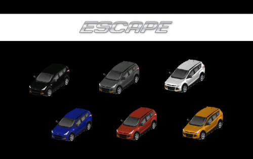 Screenshot for Ford Escape